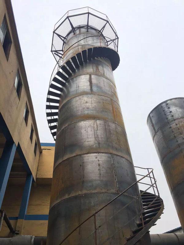 钢烟囱新jian